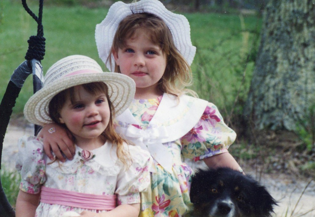 Easter dresses -- a lovely tradition!