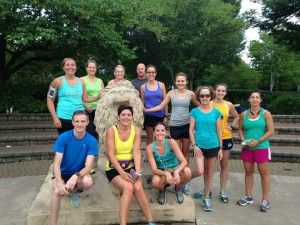 run chattanooga group