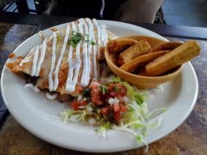 gringo enchiliada from taco mamacita